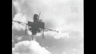 "Rafaelyants and Matveev ""Turbolet"" VTOL air test vehicle"