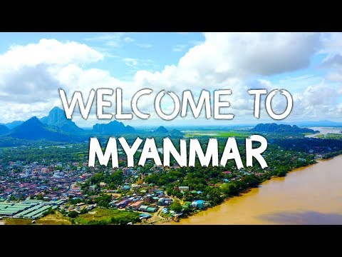 HOW TO TRAVEL MYANMAR - A Backpacking Documentary - Episode 1
