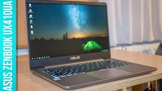 Asus Zenbook UX410UA Review | How Ultrabooks Should Be! | 4K