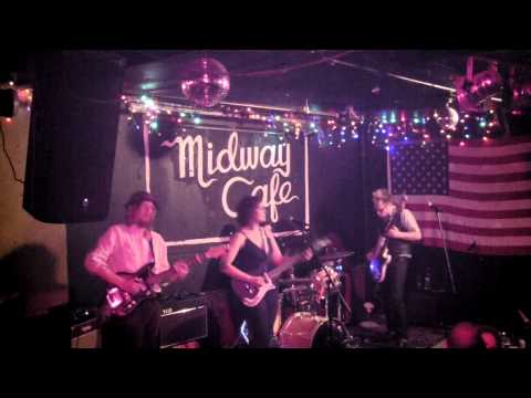 "The Midway Cafe ""M&O Blues"" - Erin Harpe & the Delta Swingers Live"