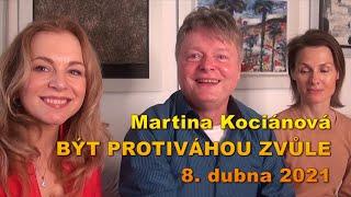Být protiváhou zvůle – Martina Kociánová v rozhovoru s Igorem Chaunem (8. 4. 2021)