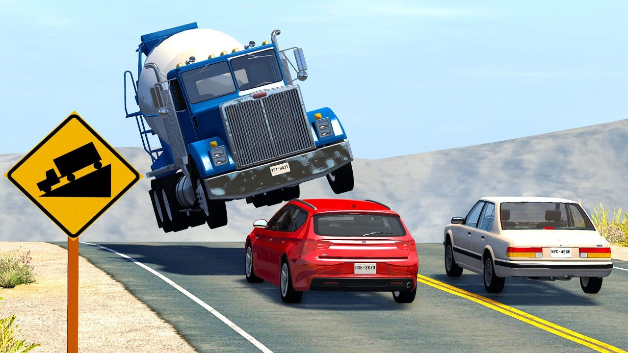 Best Of 2016 1 Beamng Drive Youtube