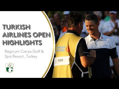 Extended Tournament Highlights | 2018 Turkish Airlines Open
