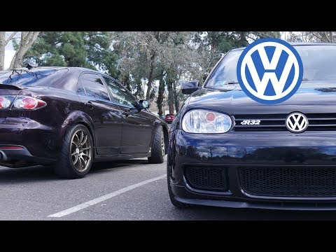 The MKIV R32 is an Underrated AWD Car! I Swapped Cars with an R32 Owner!