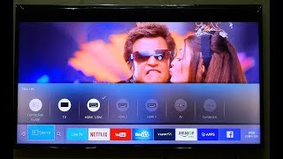 Samsung Ku6000 4k HDR Tv complete Review!!