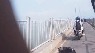 Ternyata Benar, Misteri Jalan Bergelombang Di Jembatan Suramadu