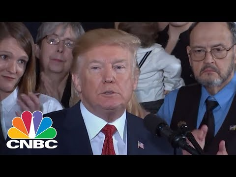 President Donald Trump Declares The Opioid Epidemic A Public Health Emergency | CNBC