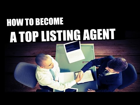 How To Become A Top Listing Real Estate Agent - Borino Coaching