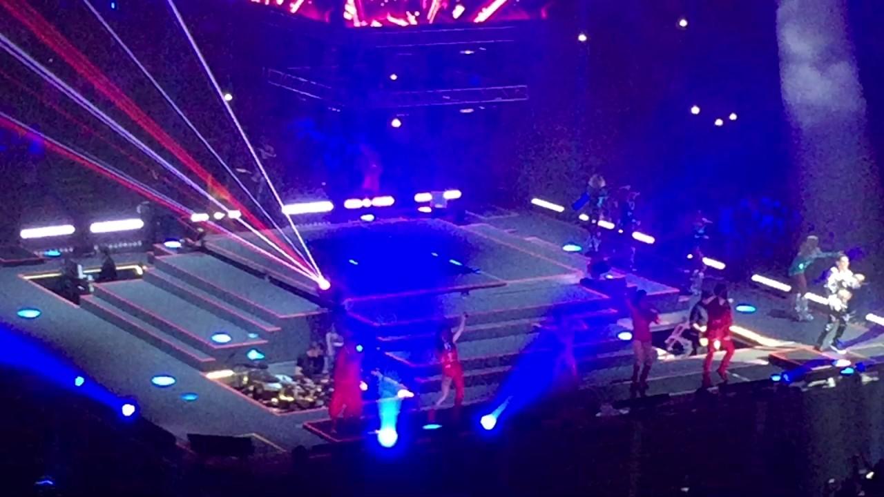 Quot 90 180 S Pop Tour Quot As 205 Inici 211 En Monterrey Youtube