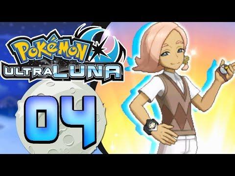 SFIDA AL CAPITANO LIAM - Pokemon Ultraluna ITA #04