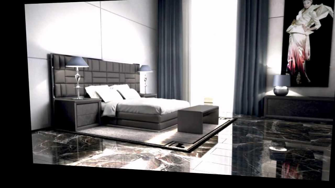 BC Bertrand Mobilier De Luxe Contemporain Design Paris YouTube - Chambre design de luxe