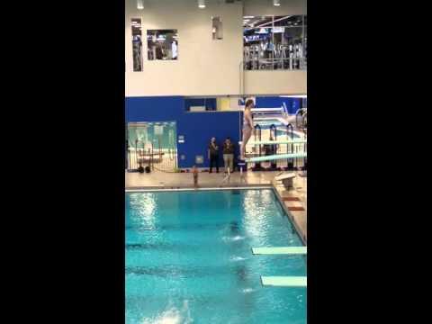 Alexandra (Ali)House diving, 205b, 2/6/16