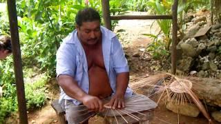 Dominica - Basket-weaving