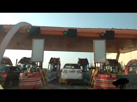 delhi to mughal sarai  by road part 2