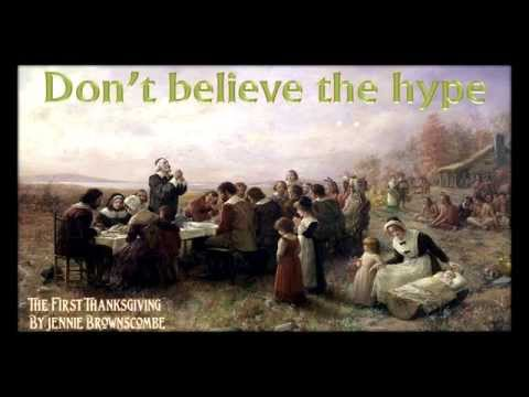 The true History of Thanksgiving exposed