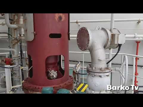 Svanehoj deepwell pump for Gas carrier | LPG tanker | Chief officer | Gas course | Life at sea