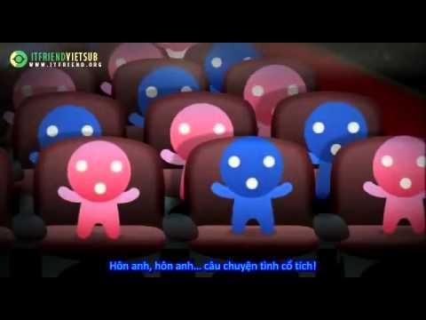 Phim Hoạt Hình Ninja Vui Nhộn Tập 8: Pucca trong rạp chiếu phim