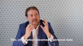 Qu'est-ce qu'une donnée personnelle ? | What is personal data?