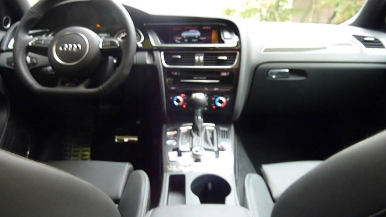 Interieurinterior Audi Rs4 Avant 2012 B8 Full Hd 1080p Interior