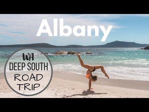 ROAD TRIP BEGINS - Exploring Albany, WA