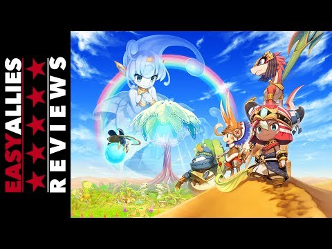 Ever Oasis - Easy Allies Review