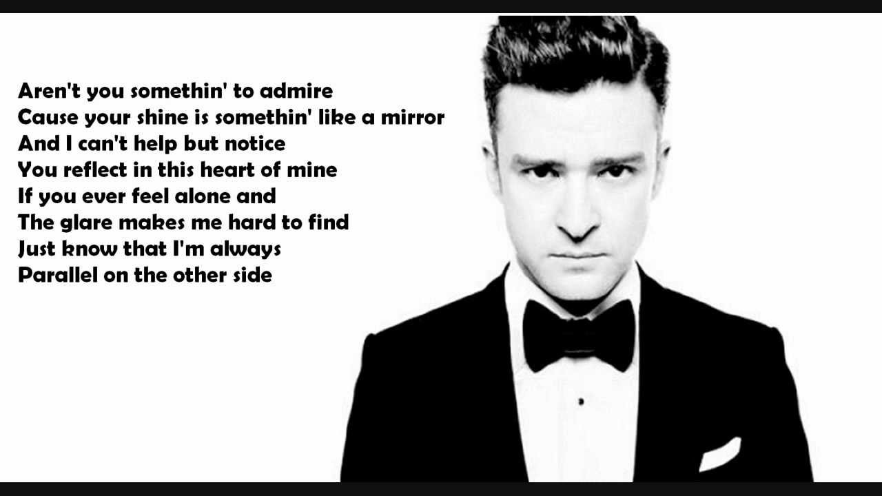 Justin Timberlake - Mirrors / Lyrics - YouTube Justin Timberlake Song