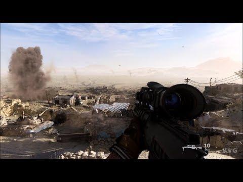 Call of Duty: Modern Warfare Gameplay (PC HD) [1080p60FPS]