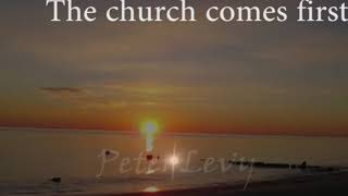 The church comes first