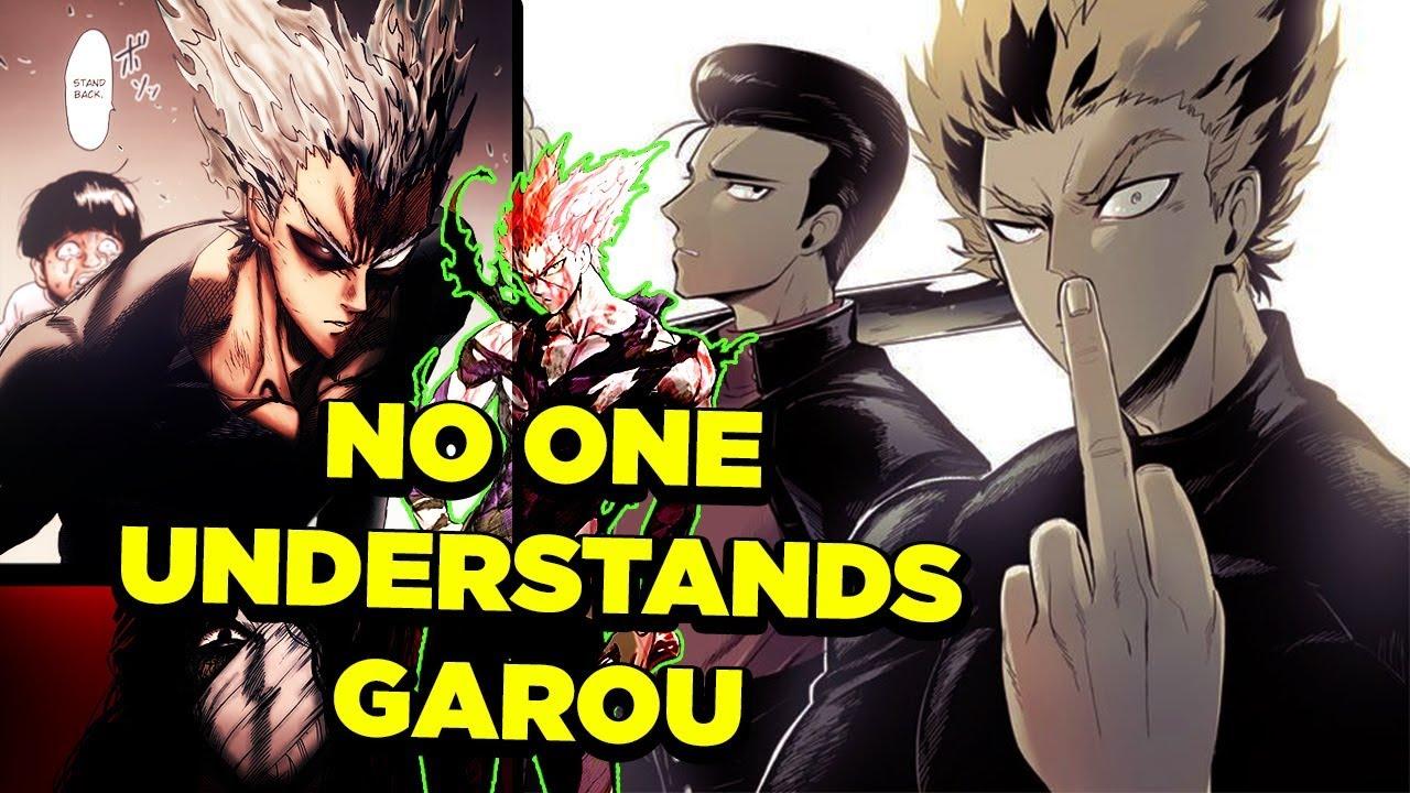 Garou is Actually THE HERO - NO One Understands Saitama vs ...