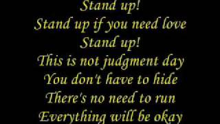 Fireflight Stand Up Lyrics