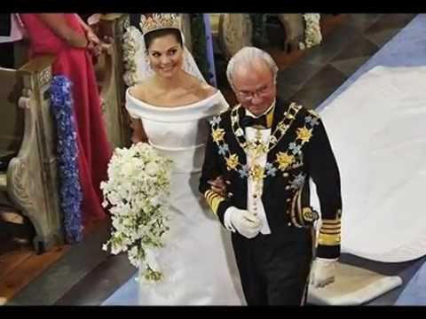 Royal Wedding 2010 Crown Princess Victoria Of Sweden And Daniel Westling You