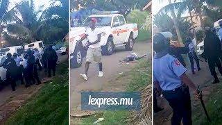 Descente musclée à Barkly: des plaintes contre la police enregistrées