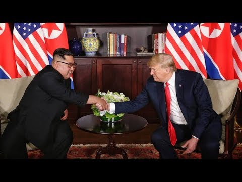 From youtube.com: Donald Trump met Kim Jong-un, what's next? {MID-297496}