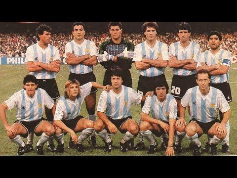 Argentina - Mundial Italia 1990 - Maradona
