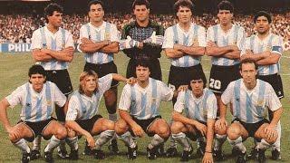 Mundial Italia 1990 - Argentina