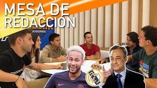 MdR | ¿DEBE ir el REAL MADRID YA  a por NEYMAR?