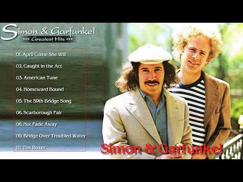 Simon And Garfunkel Greatest Hits Full Album 2017