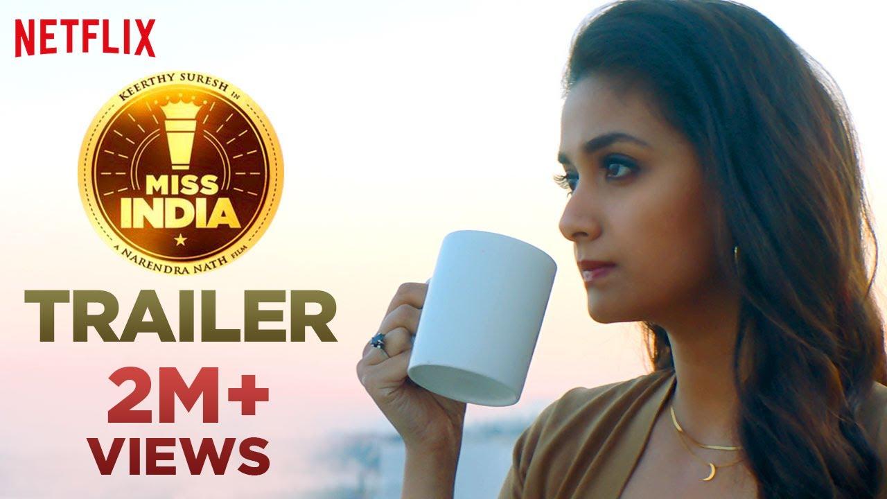 Miss India Tamil Movie Trailer | Keerthy Suresh | S Thaman | Narendra Nath | Mahesh S Koneru