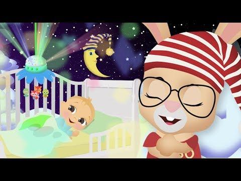 КОЛЫБЕЛЬНАЯ ПЕСНЯ ДЛЯ ДЕТЕЙ 🌛 МУЛЬТИК ПЕРЕД СНОМ 🌛 Спокойной ночи 🌛 Школа Кролика БОБО ☁ Lullaby