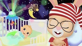 КОЛИСКОВА ПІСНЯ ДЛЯ ДІТЕЙ   МУЛЬТИК ПЕРЕД СНОМ   добраніч   Школа Кролика БОБО ☁ lullaby