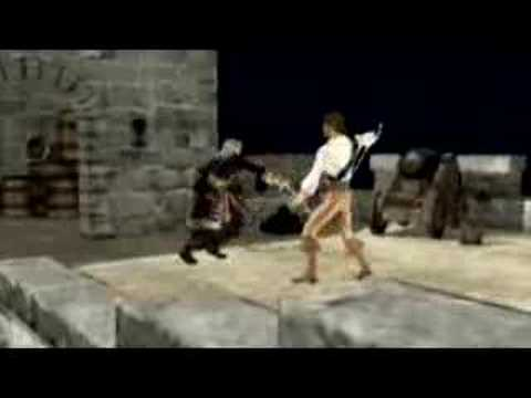 Sid Meier's Pirates! PSP Trailer