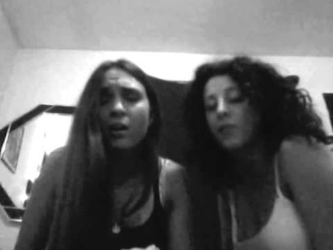"""Tara Lyon""&""Danylle Palombo"" singing ""Used to lov..."