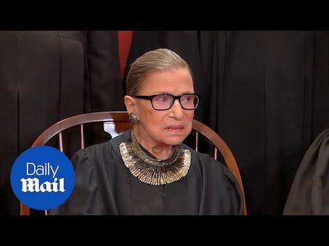 Justice Ruth Bader Ginsburg will miss oral arguments for first time