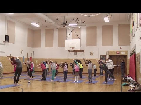 Yoga Added to Sumner Elementary Curriculum
