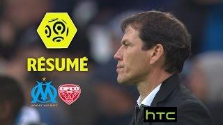 Olympique de Marseille - Dijon FCO (1-1)  - Résumé - (OM - DFCO) / 2016-17