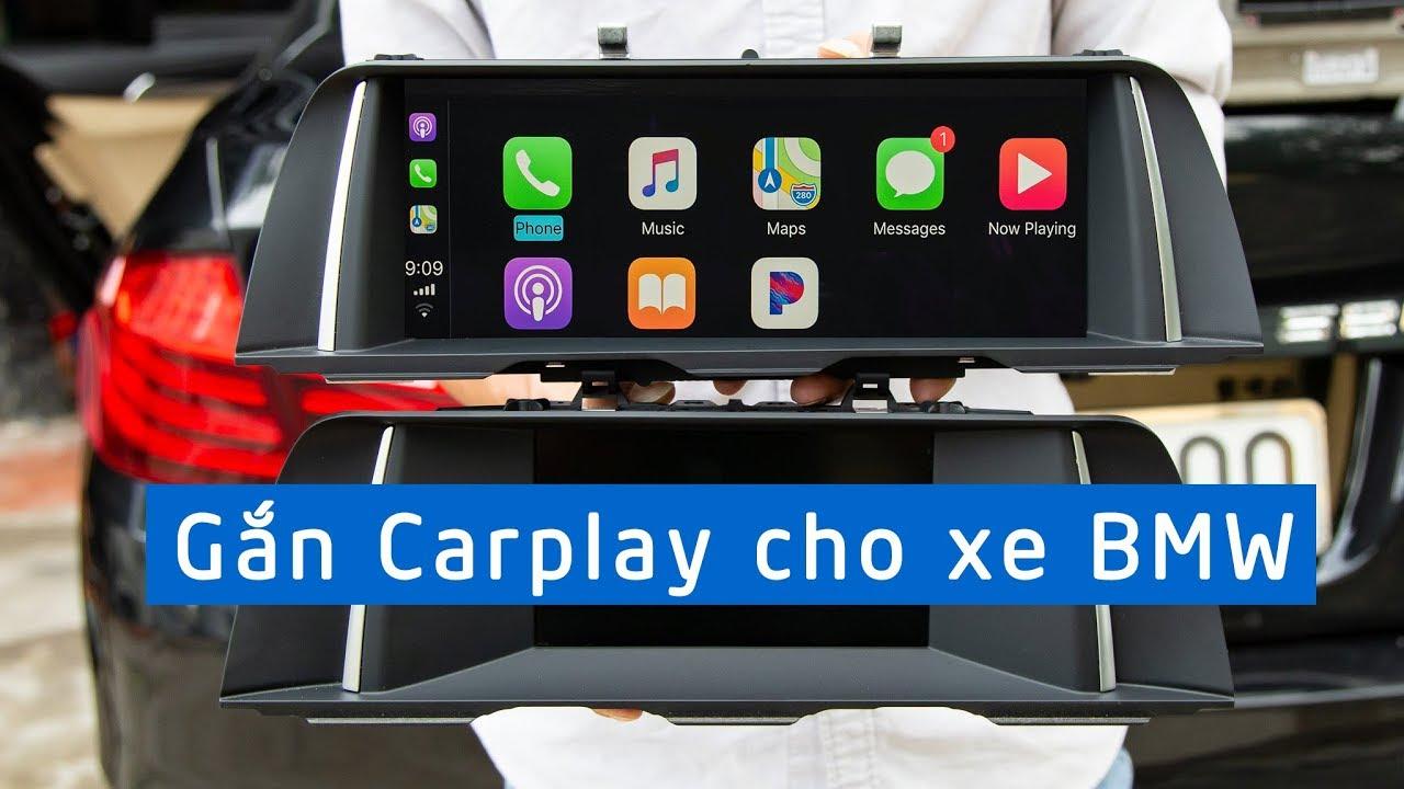 Nâng cấp Apple Carplay không dây, dành riêng cho BMW   Tinhte vn