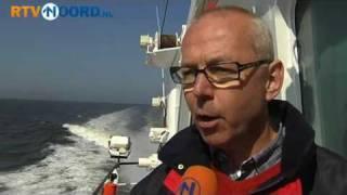 Internationale oliebestrijdingsoefening op de Waddenzee