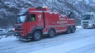 норвегия viking ледяная дорога съемки