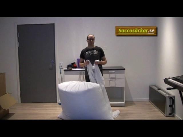 Recension Innerpåse till Saccosäck