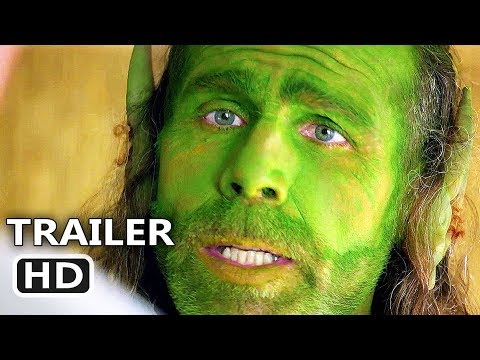 AVENGERS OF JUSTICE Official Trailer (2019) Shawn Michaels, Amy Smart Movie HD